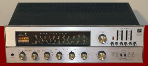 FISHER TX 500
