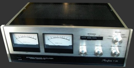 hifi Amplifier Accuphase P 250