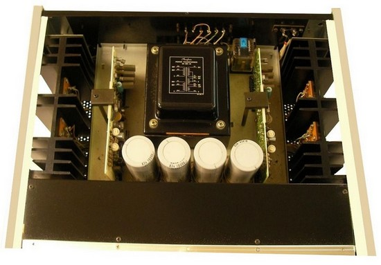 p250 power amp accuphase