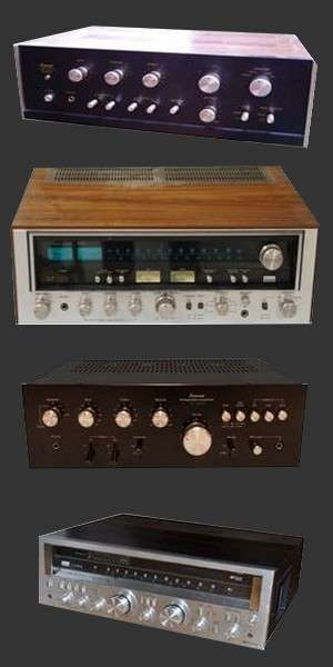 amplifier SANSUI
