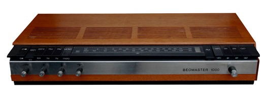 RECEIVER BANG OLUFSEN BEOMASTER 1000