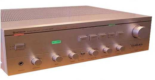 AMPLI HITACHI HA 6800