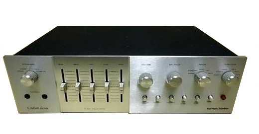 AMPLI HARMAN KARDON CITATION ELEVEN