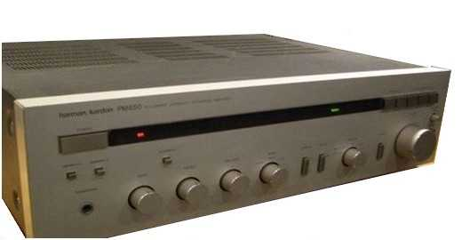 AMPLI HARMAN KARDON PM 650