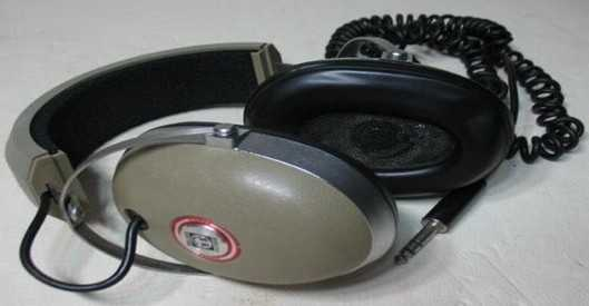 HEADPHONE VINTAGE KOSS PRO 4AA