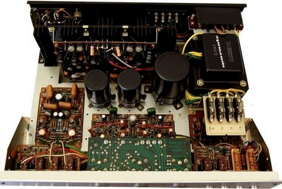 marantz 1060 amplifier