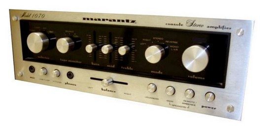 marantz 1070 amplifier