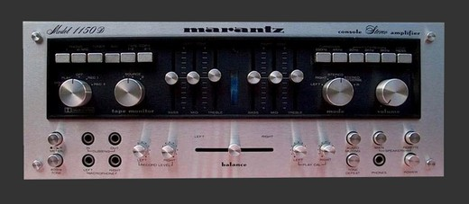 Hi-Fi Amplifier Marantz 1150 D