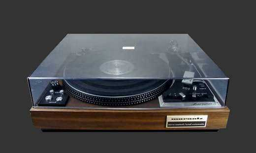 VINTAGE TURNTABLE MARANTZ 6200
