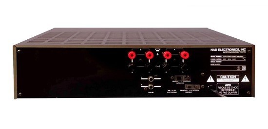 POWER STEREO AMPLIFIER NAD 2155