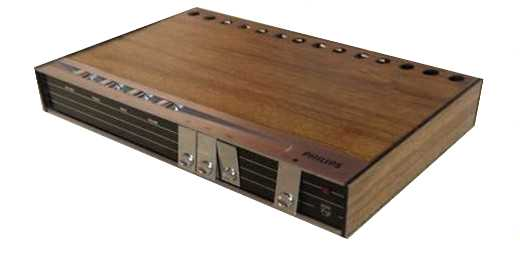 AMPLI PHILIPS 22 RH 580