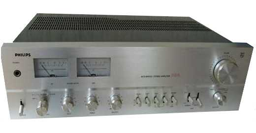AMPLI PHILIPS 384