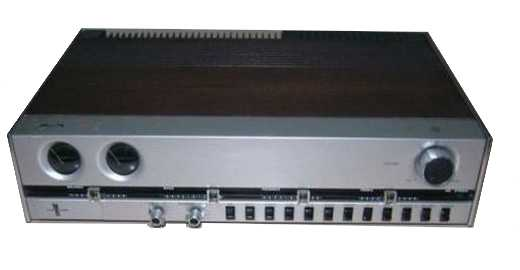 AMPLI PHILIPS RH 521