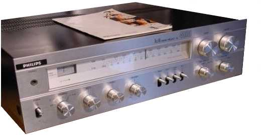 AMPLI PHILIPS STA 4000