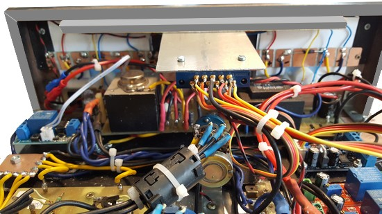 passive preamplifier for Quad 405