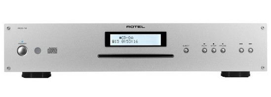 ROTEL RCD 12