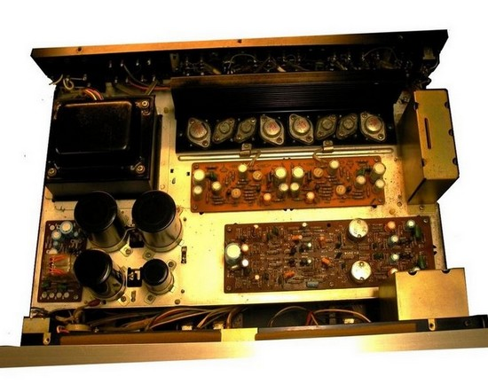 AMPLIFIER SANSUI AU 7500