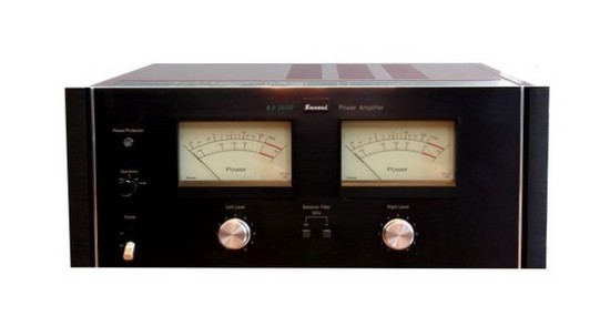 AMPLIFIER SANSUI BA-3000