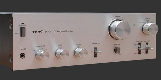 Amplifier TEAC BX 300