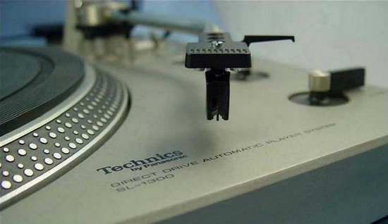 Vintage Turntables Technics sl 1300