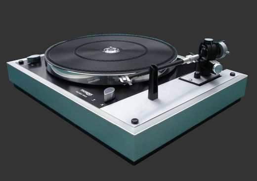 Vintage Turntable Thorens Td 160 Mk2 The Turntables