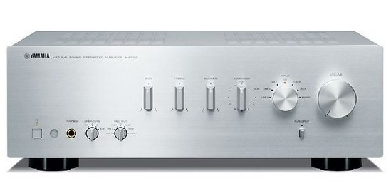 AMPLIFIER YAMAHA-AS-500