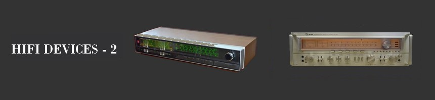 Receivers, Amplifiers, Power Amplifiers, Preamplifiers,