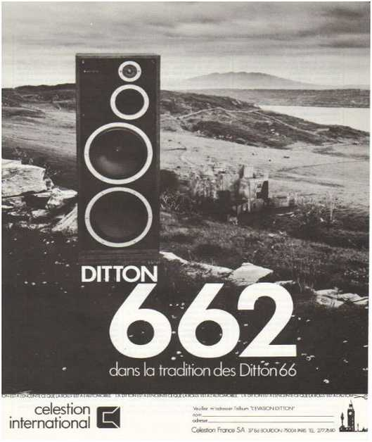 The ads of 1979,Celestion