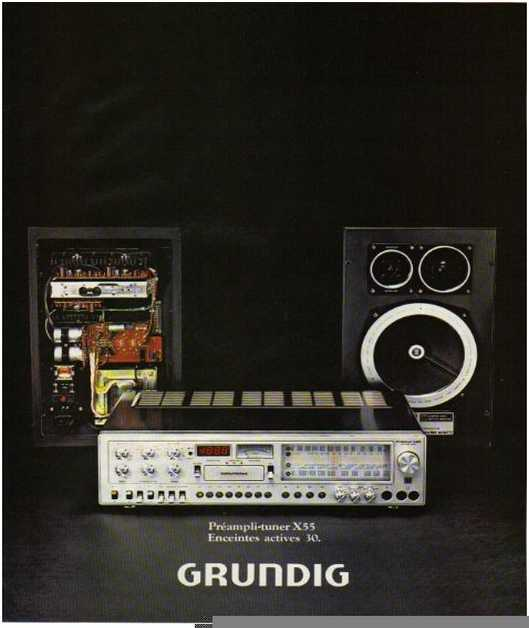 The ads of 1979,Grundig
