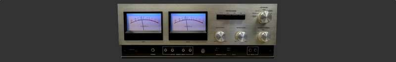 Accuphase P300 Power Amplifier
