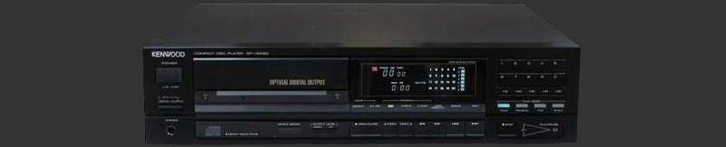 Kenwood DP 1100SG
