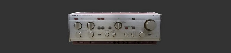 Luxman L550 Amplifier