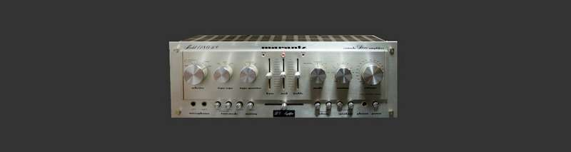 Marantz 1180DC Amplifier