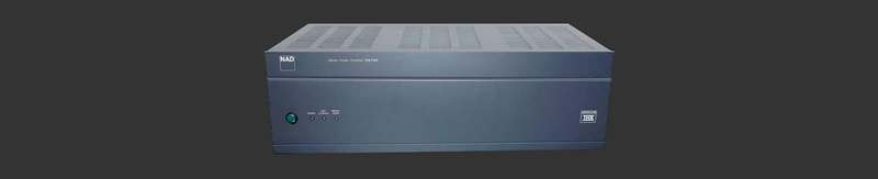 Nad 216 THX Power Amplifier