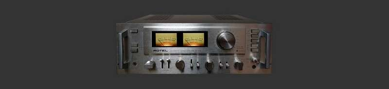Rotel RA 1312 Amplifier