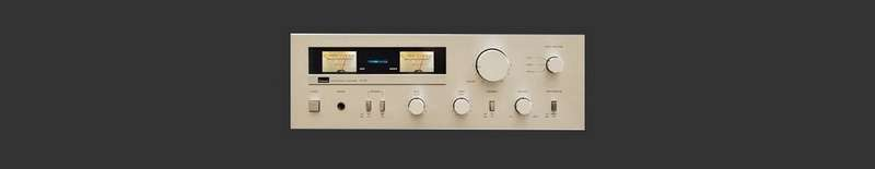 Sansui A40 Amplifier