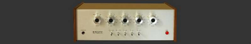 Scott Amplifier 235S