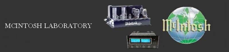 Hifi Vintage McIntosh or Rolls-Royce high fidelity