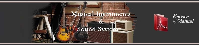 Musical Instruments & Sound System