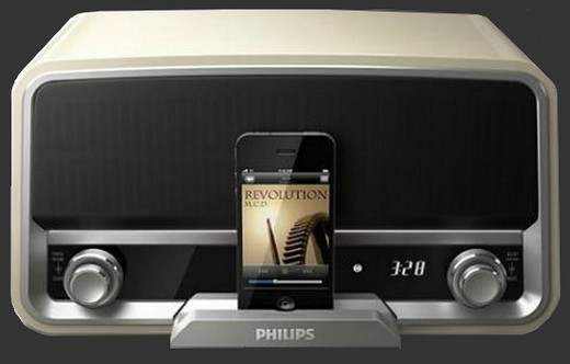 PHILIPS RADIO VINTAGE