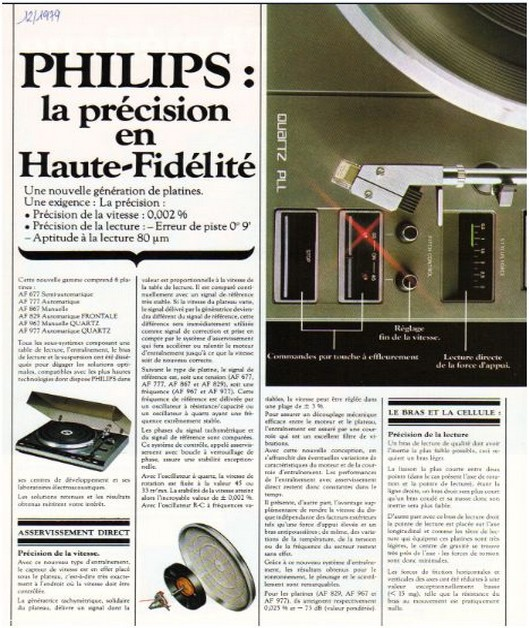 The ads of 1979,Philips