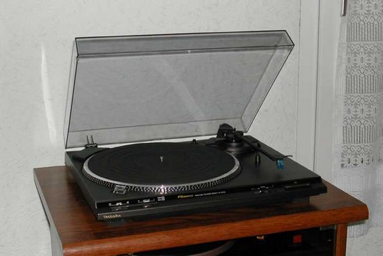 platine vinyle vintage technics sl bd 22 le tourne. Black Bedroom Furniture Sets. Home Design Ideas